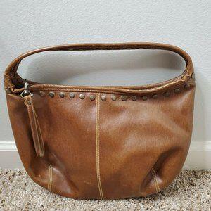 VTG Express koniak Y2K handbag